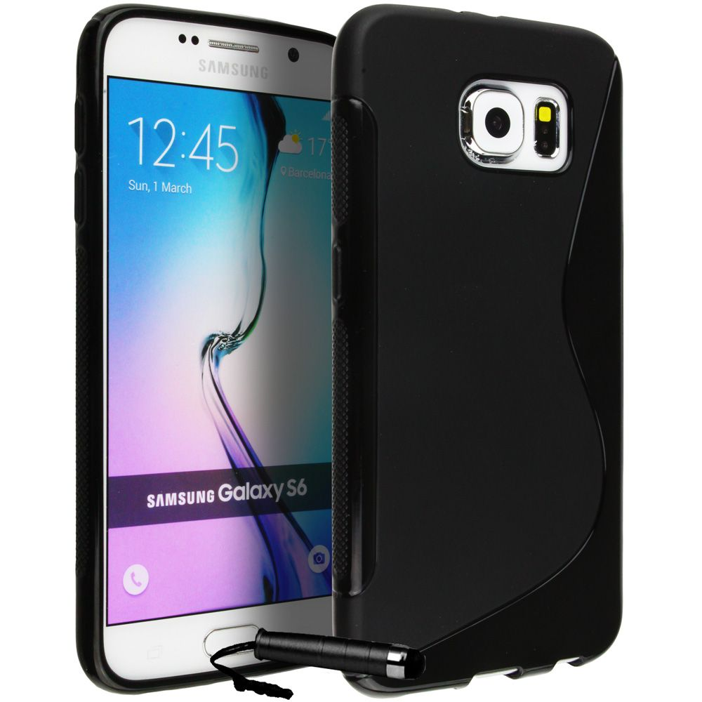 Samsung galaxy s7 edge g935f protective silicone case cover gel s ...